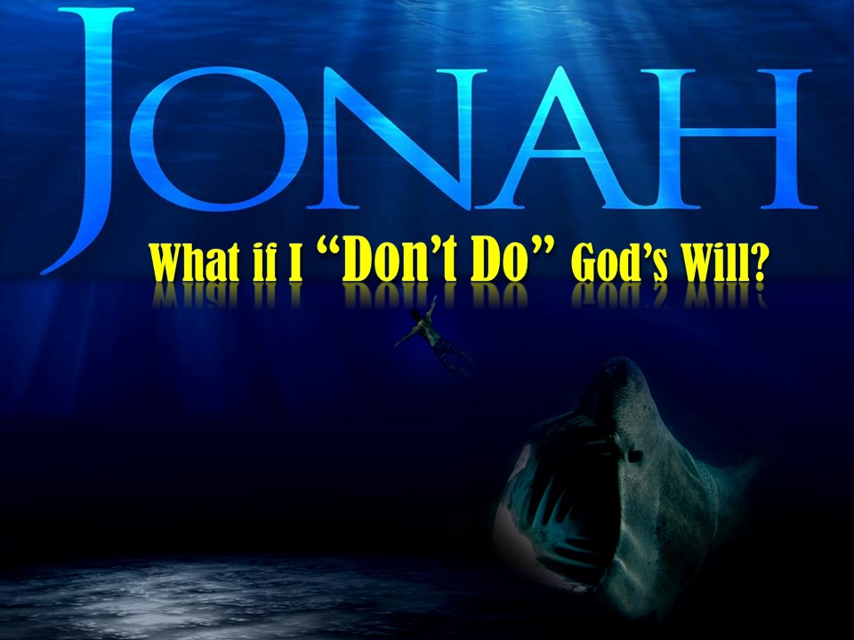 JONAH-What if I DON