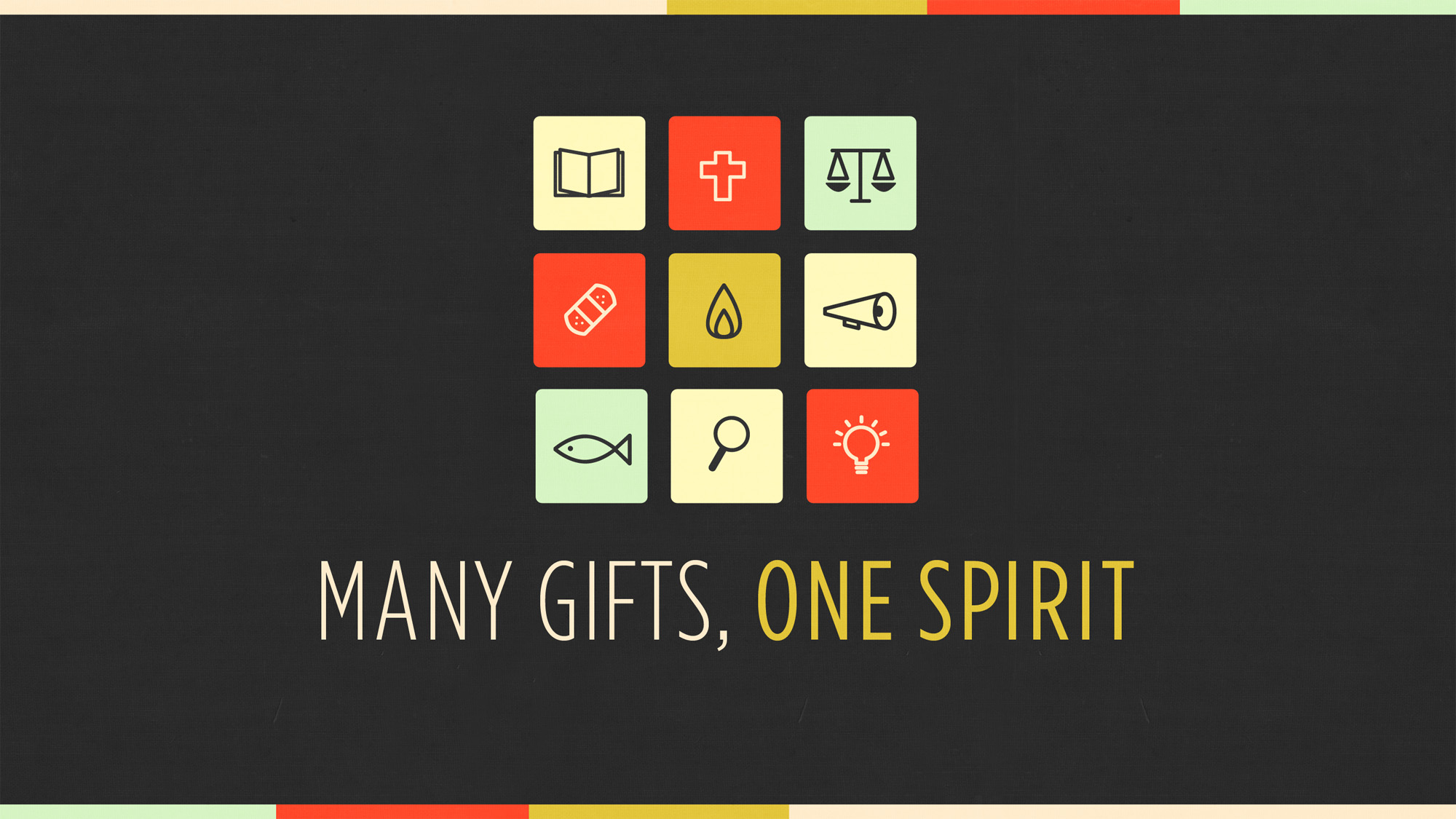 Spiritual Gifts – Your Measure in Grace